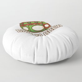 Born To Brew - Home Brewing Floor Pillow
