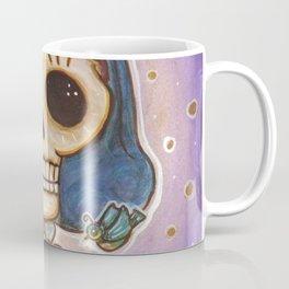 Blanca Nieves Day of the Dead Coffee Mug
