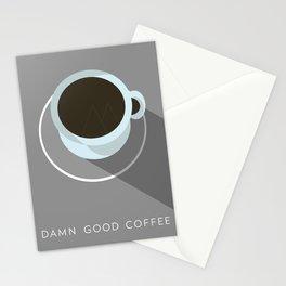 TwinPeaksCoffee Stationery Cards