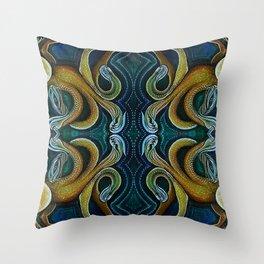Hydra Throw Pillow