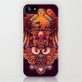 The Beauty of Papua iPhone Case