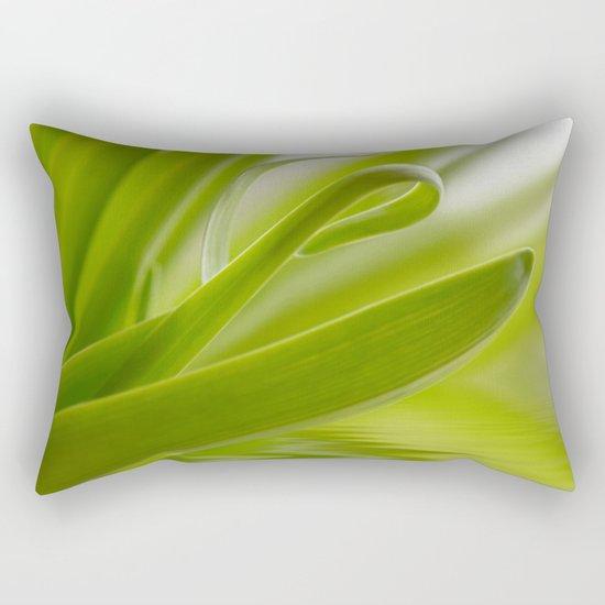 Green grass 261 Rectangular Pillow