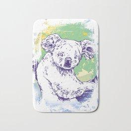 Koala Color Bath Mat