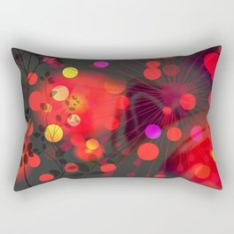 Efflorescence [2] Celebration Rectangular Pillow