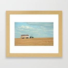 Milhojas Framed Art Print