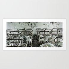 Chernobyl - дитячий Art Print