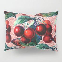 Vintage Cherries Pillow Sham