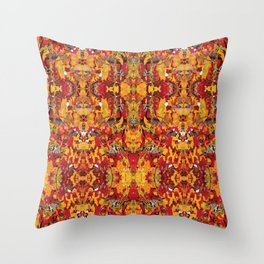 Autumn Trip Throw Pillow