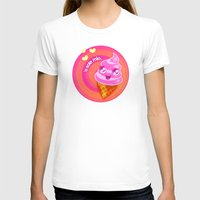icecream T-shirts featuring Mr  Icecream by Helenasia