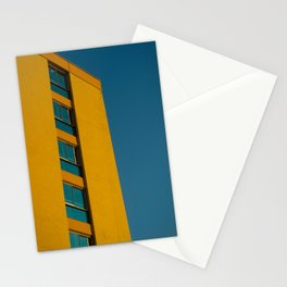 Towering Gold Stationery Cards