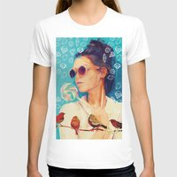 diamonds T-shirts featuring diamonds by manish mansinh