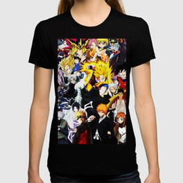 anime all T-shirt