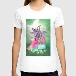 Joyful Fairy .. fantasy T-shirt