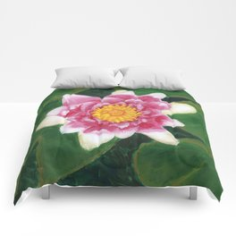 Water Lily Comforters
