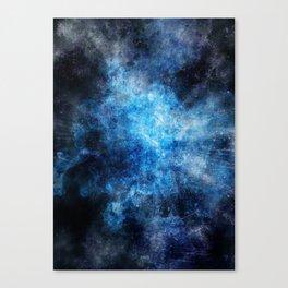 BlueCrush Canvas Print