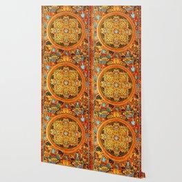 Buddhist Mandala Ashta Bhairava 1 Wallpaper
