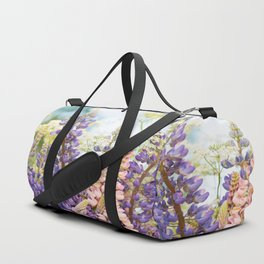 Summer Meadow Bouquet #decor #society6 #homedecor Duffle Bag
