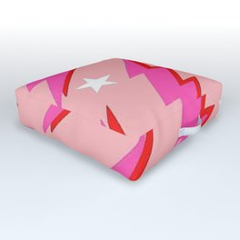 Barbie Lightning Outdoor Floor Cushion