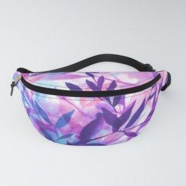 Changes Purple Fanny Pack