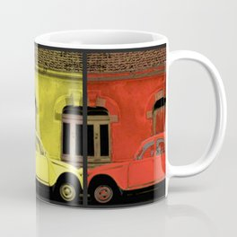 AUTO TRIO Coffee Mug