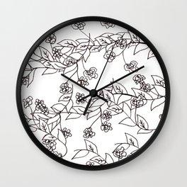 Ms Ella Bella  Wall Clock