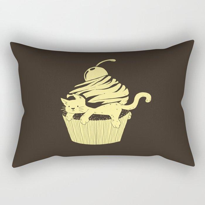 CatCake or CuteCat Rectangular Pillow
