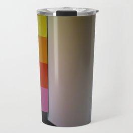 pola-roid wall Travel Mug