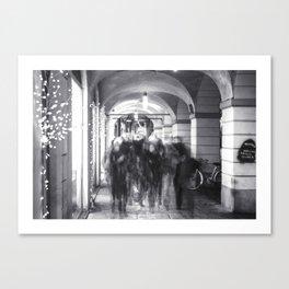 La Vasca - San Pietro, Reggio Emilia Canvas Print