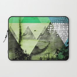 Abstract Geometry V3  Laptop Sleeve