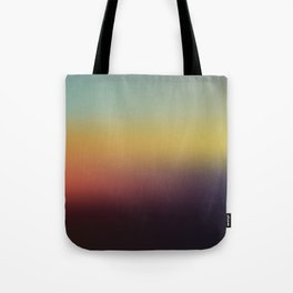 Sunset Gradient 5 Tote Bag