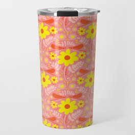 Creekside Summer Travel Mug
