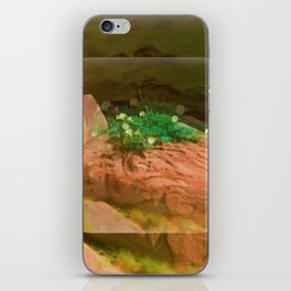 Datura Cavern iPhone Skin
