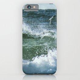 Retro-Splash iPhone Case