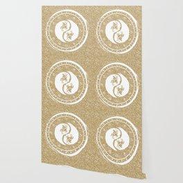 Sagittarius Yin Yang Ninth Zodiac Sign Wallpaper