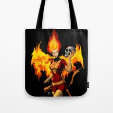 Dark Phoenoix Tote Bag