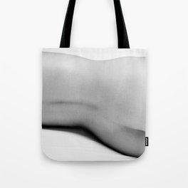Nude Bodyscape Tote Bag