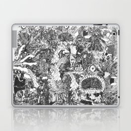 Monster Forest Laptop & iPad Skin