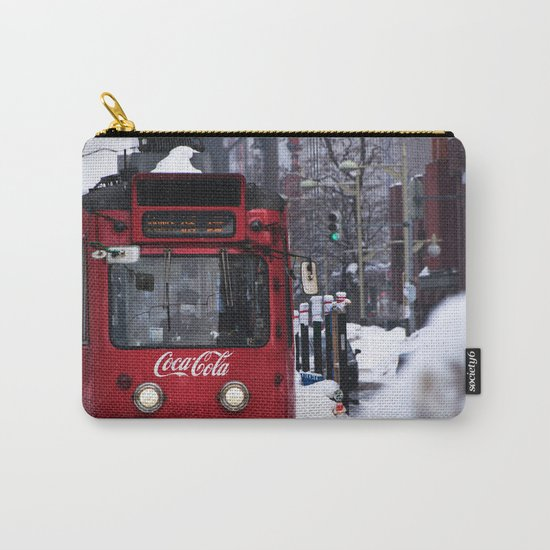 China Coca Cola Carry-All Pouch