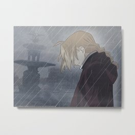 Fullmetal Alchemist Brotherhood Metal Print
