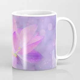 Lotus Emerging from the Water Coffee Mug