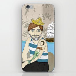 Heart of Mine be Still iPhone Skin