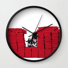la chinoise Wall Clock