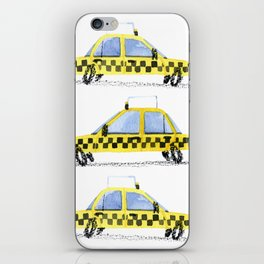 Taxis! iPhone Skin