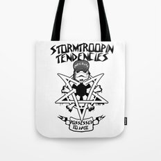 Possessed to Hate Tote Bag
