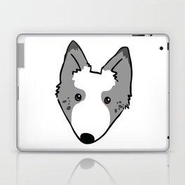 Jetpack the Dog Laptop & iPad Skin