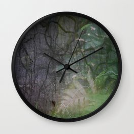 Blur #1 Wall Clock