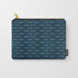 Pattern: Great White Shark ~ (Copyright 2015) Carry-All Pouch