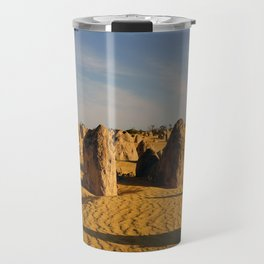 The Pinnacles Nambung National Park Travel Mug