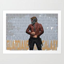 Guardians of Ooga Chaka Art Print
