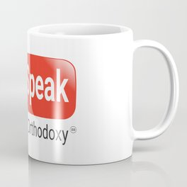 New Speak Anti-Censorship Coffee Mug